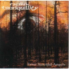 ENTER SUICIDAL ANGELS - EP  (RE-ISSUE 2021) GOLD LP