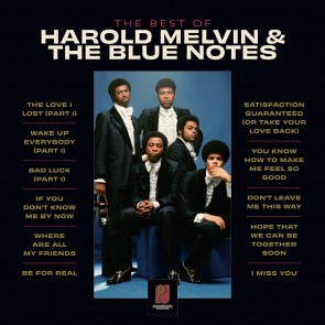 THE BEST OF HAROLD MELVIN & THE BLUE NOTE LP