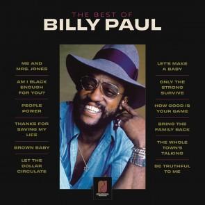 THE BEST OF BILLY PAUL LP