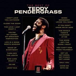 THE BEST OF TEDDY PENDERGRASS 2LP