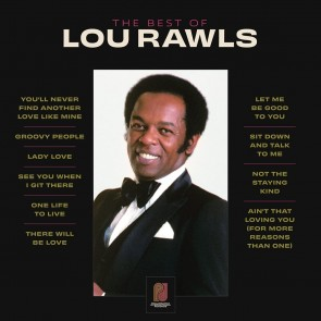 THE BEST OF LOU RAWLS LP