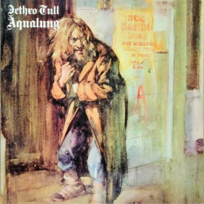 AQUALUNG (LP LIMITED CLEAR)