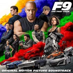 FAST & FURIOUS 9: THE FAST SAGA CD