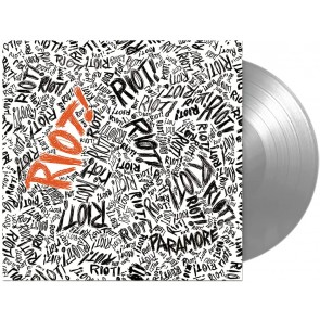 RIOT! (LP LIMITED SILVER)