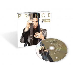 WELCOME 2 AMERICA CD