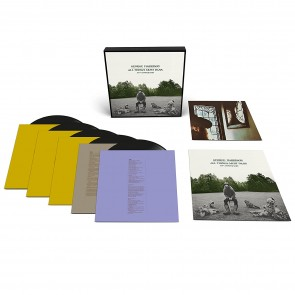 ALL THINGS MUST PASS 5LP DELUE BOX