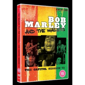 THE CAPITOL SESSION '73 DVD