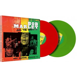 THE CAPITOL SESSION '73 2LP COLOURED