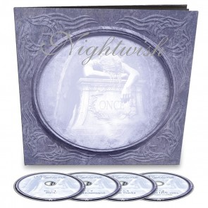 ONCE LIMITED 4CD EARBOOK