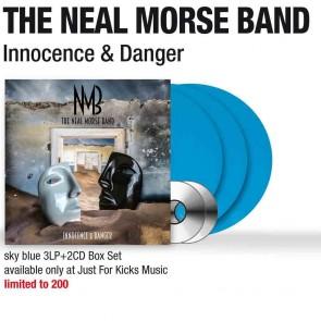 INNOCENCE & DANGER BLUE 3LP+2CD