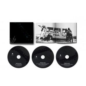 THE BLACK ALBUM REMASTERED 3CD