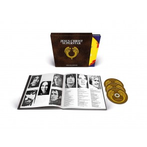 JESUS CHRIST SUPERSTAR (50th ANNIVERSARY EDITION) 3CD+ book