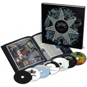 STARS AND OBLIVION – THE COMPLETE WORKS 1991 – 2002 (7CD HARDCOVER BOOK)