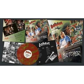 MAD BUTCHER (MARBLED VINYL) LP
