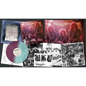 SENTENCE OF DEATH (PURPLE/BLUE VINYL) LP
