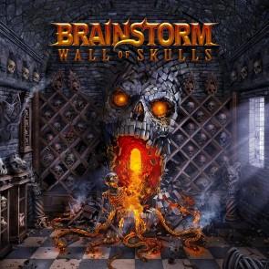 WALL OF SKULLS (JEWELCASE) CD