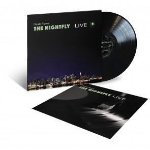 THE NIGHTFLY: LIVE LP