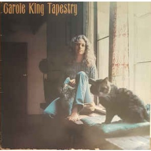 TAPESTRY BLUE LP