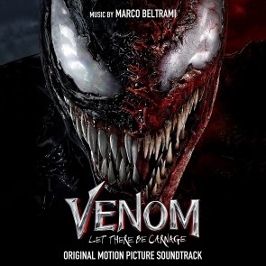 VENOM: LET THERE BE CARNAGE (CD)