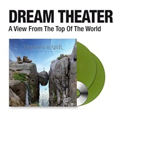 A VIEW FROM THE TOP OF THE WORLD GREEN 2LP+CD