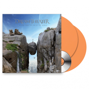 A VIEW FROM THE TOP OF THE WORLD APRICOT 2LP+CD