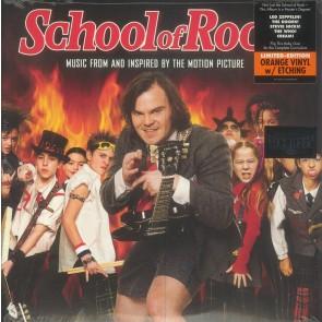 SCHOOL OF ROCK OST (2LP LIMITED ORANGE)