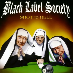 SHOT TO HELL CD