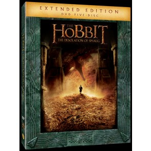 ΧΟΜΠΙΤ: Η ΕΡΗΜΙΑ ΤΟΥ ΝΟΣΦΙΣΤΗ/THE HOBBIT: THE DESOLATION OF SMAUG part II -EXTENDED EDITION  5-DISC