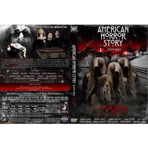AMERICAN HORROR STORY: COVEN 4DVD