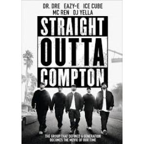 STRAIGHT OUTTA COMPTON (DVD) [S]