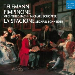 TELEMANN: PIMPINONE (CD)
