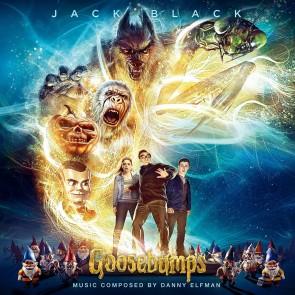 GOOSEBUMPS BY DANNY ELFMAN (CD)